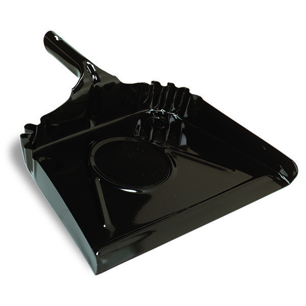 Extra Wide Metal Dust Pan