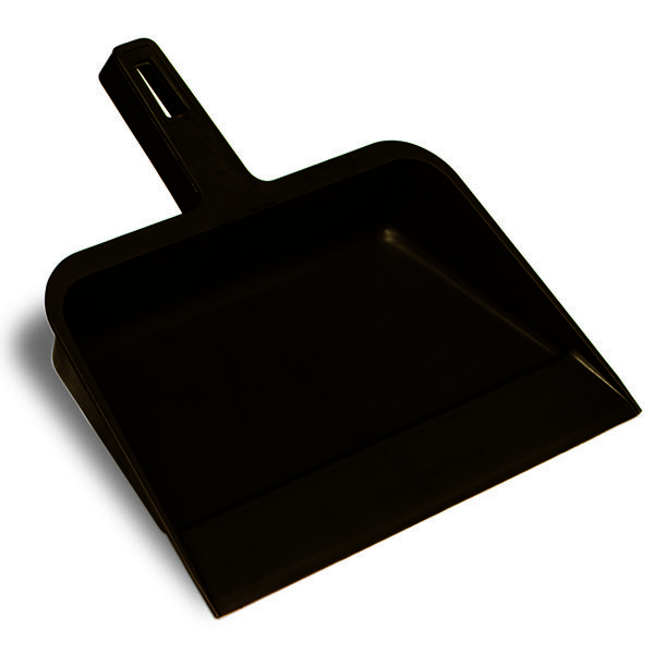 Hand-Held Dust Pans