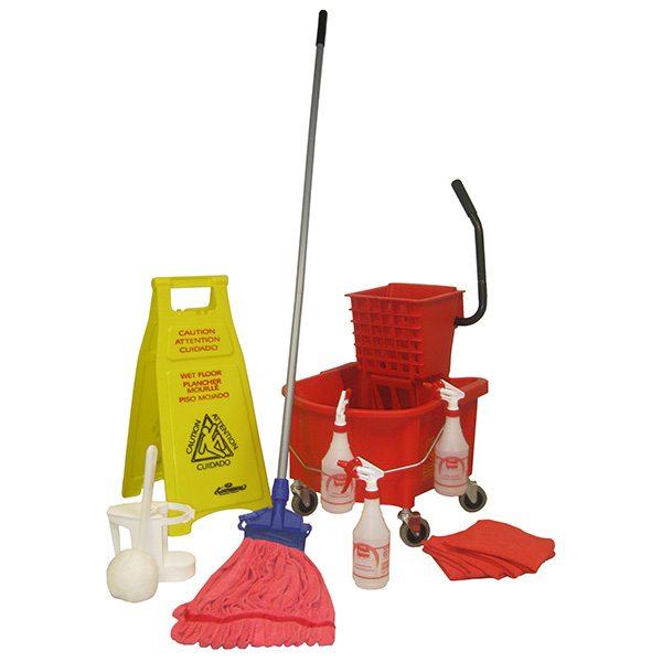 Restroom Cleaning Tools