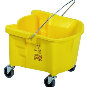26 & 35 qt. Splash Guard™ Mop Buckets