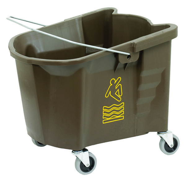 Splash Guard Mop Bucket-2