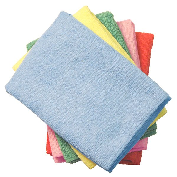 Supremo™ Microfiber Cloths