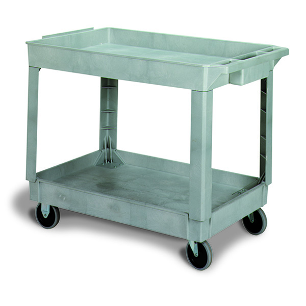Utility Cart/Optional Center Shelf