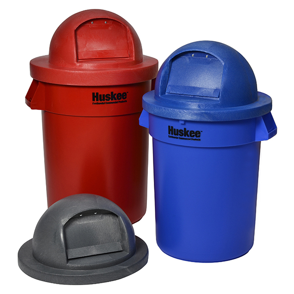 Huskee™ Heavy-Duty Dome Top